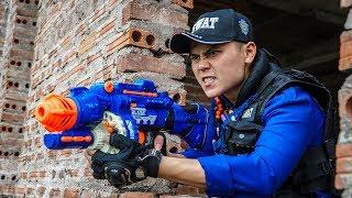 Video LTT Game Nerf War : Winter Warriors SEAL X Nerf Guns Fight Criminal Group Rocket Intruder Clever MP3, 3GP, MP4, WEBM, AVI, FLV Juli 2019