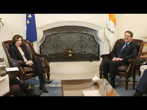 Η συνεργασία Κύπρου-Γαλλίας ενισχύει την κρατική οντότητα της Κυπριακής Δημοκρατίας…