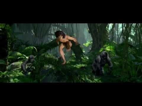 Tarzan German Trailer