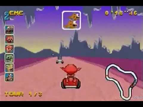 cocoto kart racer gba download