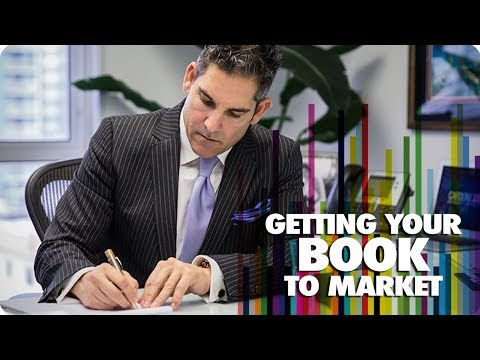 Leadership quotes - You Have a Book Inside You - Grant Cardone