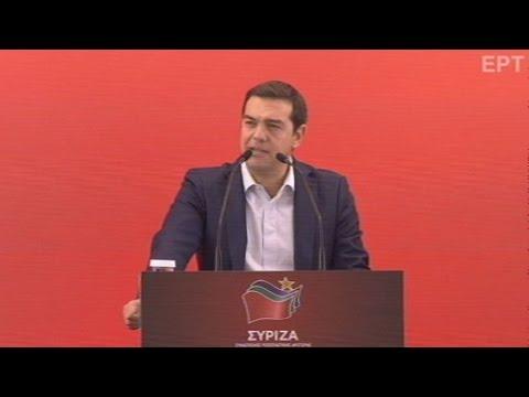 Αλέξης Τσίπρας: Κοινωνική λεηλασία οι προτάσεις Μητσοτάκη