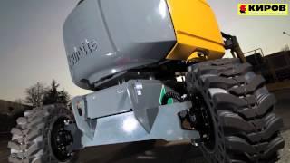 Cамоходный коленчатый подъемник Haulotte HA16 RTJ