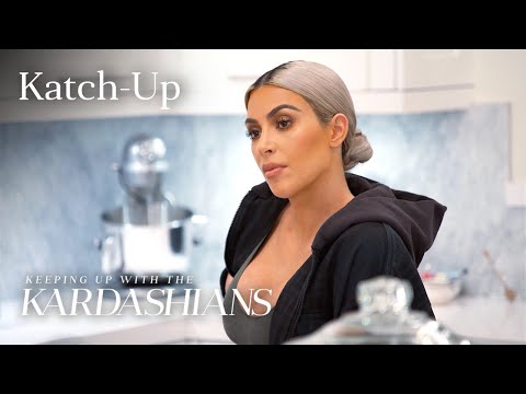 """""""Keeping Up With the Kardashians"""" Katch-Up S15, EP.1   E!"""