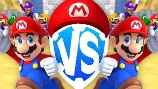 Super Mario 64 Online Multiplayer Versus  Part 1