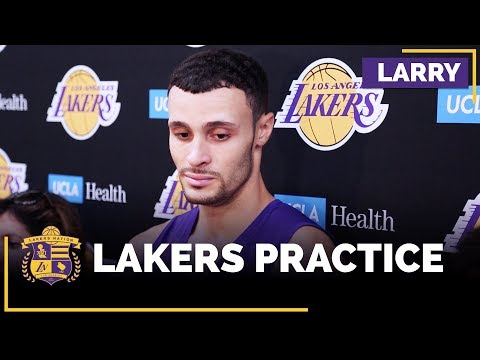 Video: Larry Nance Jr. Hints That He Will Be The Lakers Opening Night Starter