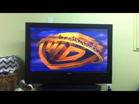 Opening To Scooby Doo And The Monster Of Mexico 2003 DVD