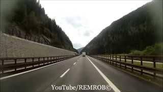 Vipiteno Italy  city images : Driving From Garmisch Partenkirchen, Germany To Vipiteno, Italy
