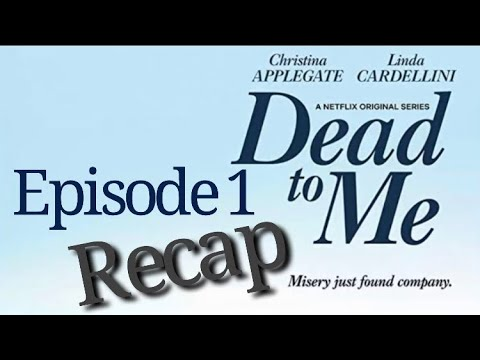 Dead To Me Season 1 Episode 1 Pilot Recap