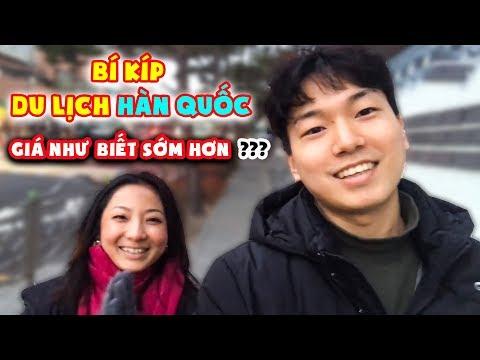 Bí kíp du lịch Hàn Quốc không phải người Việt nào cũng biết ??? - Thời lượng: 7 phút, 15 giây.