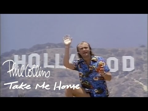 Phil Collins - Take me home lyrics