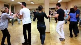 Cours Salsa Orvault
