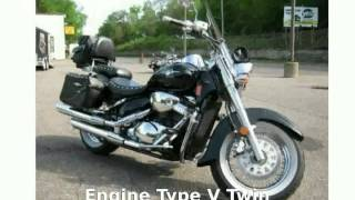 5. erheriada - 2007 Suzuki Boulevard C50T Details and Specification