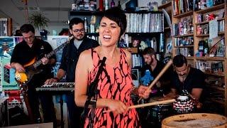 Video Gina Chavez: NPR Music Tiny Desk Concert MP3, 3GP, MP4, WEBM, AVI, FLV Mei 2019