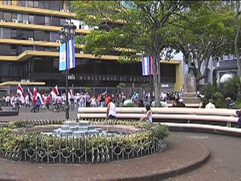 Todo Listo para Reunión de presidentes en Costa Rica.