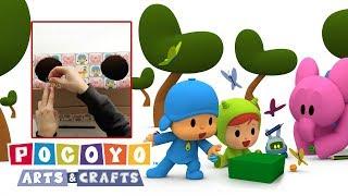 Pocoyo português Brasil - Pocoyo Arts & Crafts: Caixa misteriosa