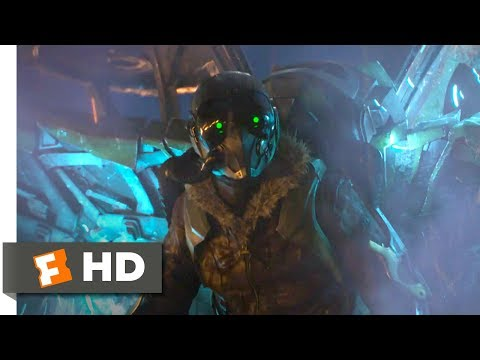 Spider-Man: Homecoming (2017) - Bringing Down The Vulture Scene (10/10) | Movieclips