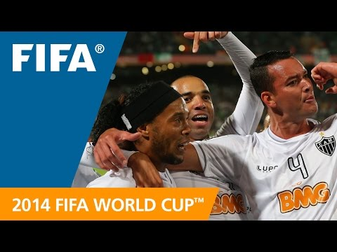 Magazine - CHAPTERS Ronaldinho, Atletico Mineiro at the Club World Cup - 0:25 | My favourite Brazilian with Gianluigi Buffon - 3:01 | Organ donation at Sport Club Recif...
