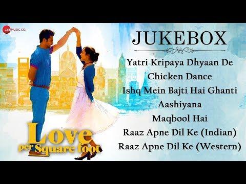 Love Per Square Foot - Full Movie Audio Jukebox |