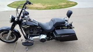 3. 2013 Harley-Davidson FXSTFB Fat Boy Lo | Lot # 32658747