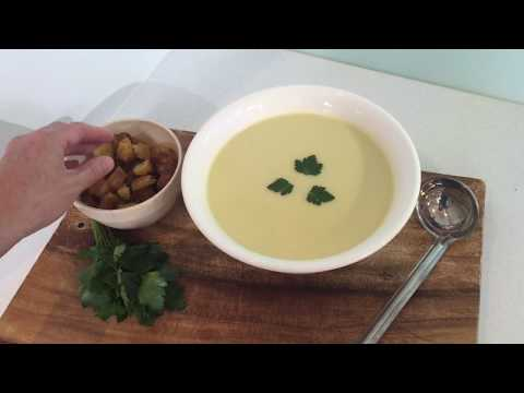French Style Leek And Potato Soup ( Good Practice For Your First Soup)