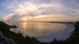 TimeLapse - Praia Grande Arraial do Cabo, RJ - Sony Action Cam
