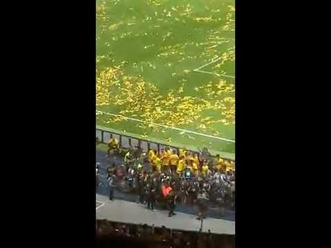 DFB-Pokalfinale 2017 - Berlin - Dortmunds Spieler fei ...