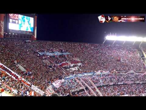 COMPILADO DEL PARTIDO - Rjver Plate vs San Jose - Copa Libertadores 2015 - Los Borrachos del Tablón - River Plate