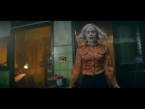 "CAoS - ""Sabrina is the Void"" scene 4x8"