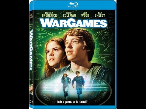 WarGames Blu-ray Unboxing