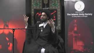 01 Reliance on Allah (swt) - Muharram Majaalis 2014 | Night 1 (Sayed Mustafa Al-Modaressi)