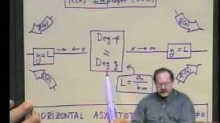 College Algebra - Lecture 27 - Rational Functions
