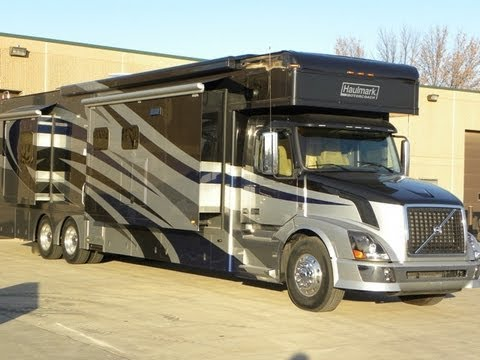 Custom Luxury RV Motor Coach