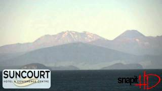 Mount Ruapehu Webcam Tuesday 1st February 2011