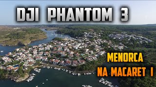 Na Macaret Spain  city pictures gallery : DJI Phantom 3 - Menorca - Na macaret 1