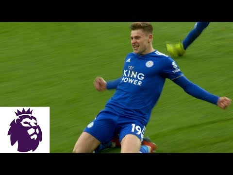 Video: Leicester City equalize off Conor Coady deflection against Wolves | Premier League | NBC Sports