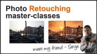 Meet photo retouching specialist Serge Ramelli