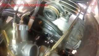 6. How to Install Oil Pump Block Off Kit for Polaris Trail Blazer 250 ATV