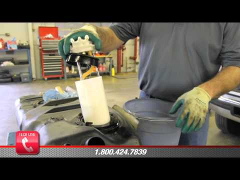 How to Install the Fuel Pump E3992M in 1998-2005 Chevrolet S10 Blazer, GMC S15 Jimmy, Olds Bravada