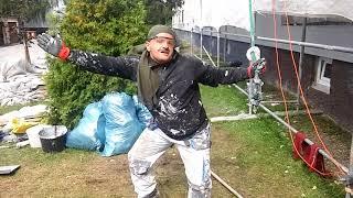 Sposób Sławomira na ocieplanie bloku w Zakopanem – Roz*ebał system!