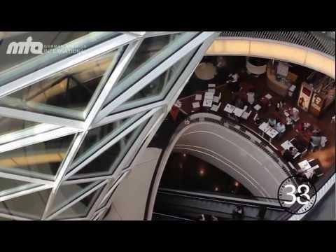 Stadt Frankfurt am Main in 99 Sekunden - Rhein Main Römer Flughafen Zeil Buchmesse Banken Metropole