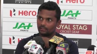 Day 5 Post Match Press Conference - Sri Lanka v Zimbabwe Only Test.