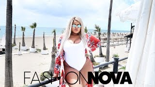 Video UK Plus Size | Fashion Nova Curve Swimwear Try On Haul With No Shapewear @edeebeau MP3, 3GP, MP4, WEBM, AVI, FLV Desember 2018