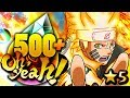 Light 500 Ninja Pearls Summons Six Paths Naruto Blazing Festival Naruto Ultimate Ninja Blazing