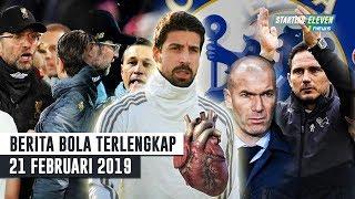 Video Zidane vs Lampard 🔥 Klopp vs Kovac 😥 Khedira Sakit Jantung (Berita Bola Terlengkap) MP3, 3GP, MP4, WEBM, AVI, FLV Februari 2019