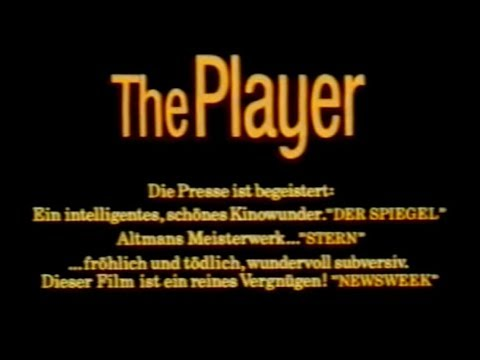 The Player - Trailer (1992)