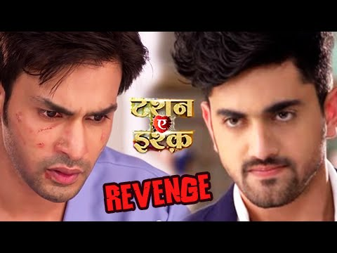 Kunj Plans REVENGE Against Yuvi | Tashan E Ishq