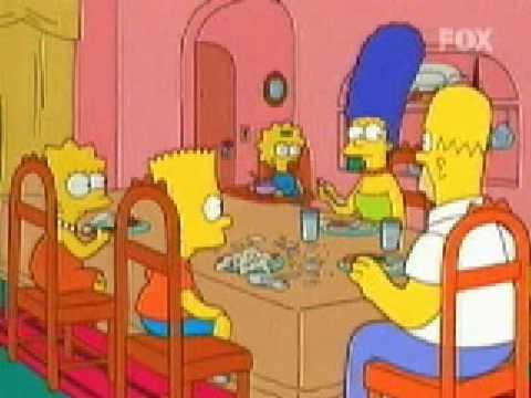 Los simpson-Homero y su Brazalete(Latino)
