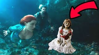 Top 10 Things You Missed In Aquaman  2018
