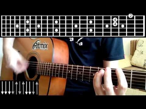 How to play/Как играть Noize MC - Yes Future